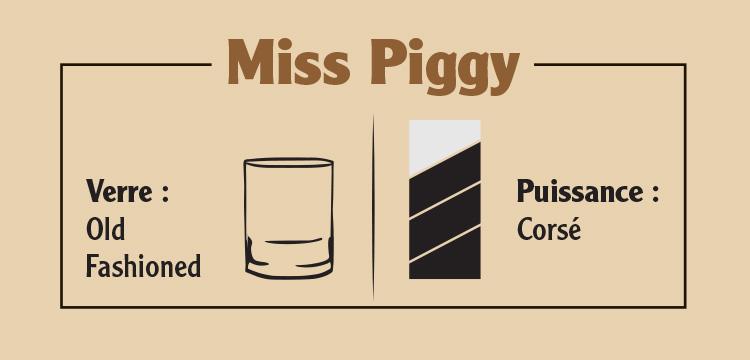 Échantillon Miss Piggy